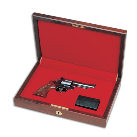 Fine Red Pistol Case